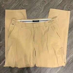 Khaki Tommy Hilfiger Pants size 36/32